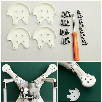 Motor Mount Stress Crack Fix Support Base Reinforce Protector Fr DJI Phantom 3 2