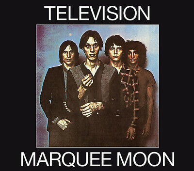 Television : Marquee Moon CD (1989) Value Guaranteed from eBay's biggest seller!