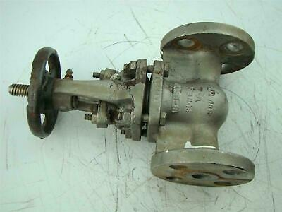 Powell Shut-Off Gate Valve 1/2 300 Wp 8-8Smo  A6035