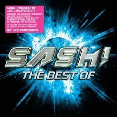 Sash! : The Best Of CD 2 discs (2008) Highly Rated eBay Seller, Great Prices