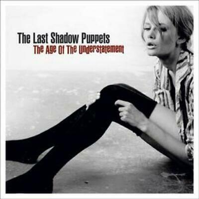 The Last Shadow Puppets : Age of Understatement, the [jewel Case] CD (2008)