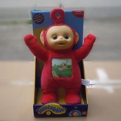 "Hot Sell Lots Teletubbies Po Plush Dolls Gift Wholesale Size; 13""/33CM"