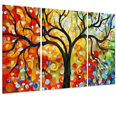 Large Money Tree Modern Canvas Wall Art Unframed Canvas Print Home Decor Picture
