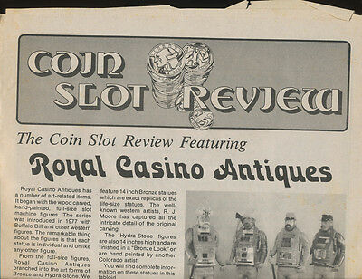 Coin Slot Review - September 1980