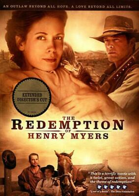 The Redemption Of Henry Myers New Dvd