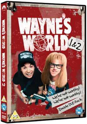 Wayne's World/Wayne's World 2 DVD (2009) Mike Myers