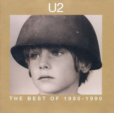 U2 : The Best of 1980-1990 CD (2002)
