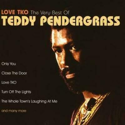 Teddy Pendergrass : Love Tko: The Very Best Of... CD (2004) Fast and FREE P & P