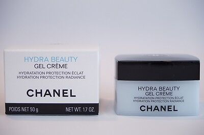 Chanel Hydra Beauty Gel Creme 50 ml Hydratation Protectionnormal Normale Haut