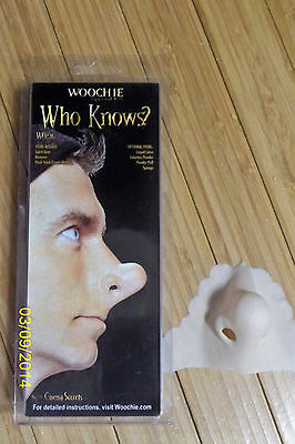Huge Giant Bulbous Latex Nose Elf Costume Makeup Fa230