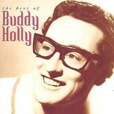 Buddy Holly : The Best of Buddy Holly CD (1997) Expertly Refurbished Product