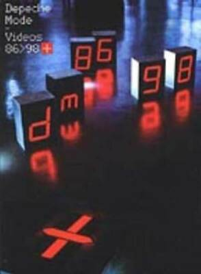 Depeche Mode: The Videos - 1986-98 (Plus) DVD (2002) Depeche Mode