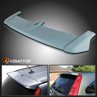 Fit 07-11 Honda CR-V CRV ABS Factory Style Rear Roof Top Spoiler Wing Lip