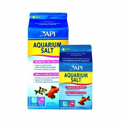Api Aquarium Salt Tropical Fish Medication Fresh Water Tank Natural Healthy