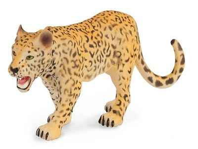Leopard 11 CM animaux sauvages collecta 88206