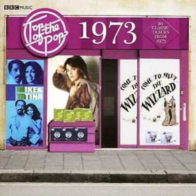 Various Artists : Top of the Pops 1973 CD (2007)