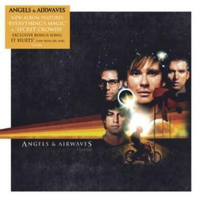 Angels and Airwaves : I'empire CD (2007)