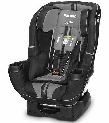 Recaro Performance Rally Convertible Car Seat - Knight - New! Free Shipping!