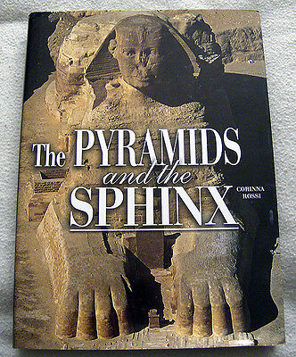Great Pyramids Sphinx Egypt Book 2005 Rossi Egyptology