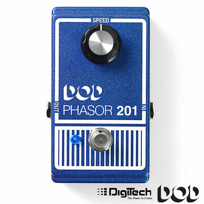 Digitech DOD Phasor DOD-201 Guitar Effect Pedal
