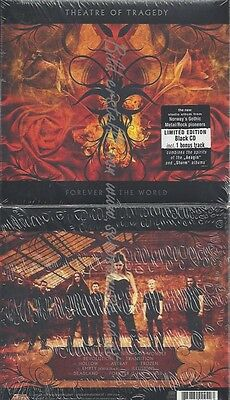 Cd--Theatre Of Tragedy--Forever Is The World -Ltd.edition-
