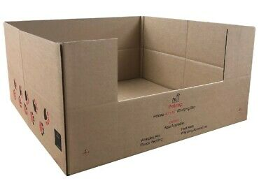 "Disposable Dog Puppy Whelping box welping boxes,ALL SIZES 24"" 30"" 36"" 40"" 48"""