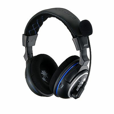 Turtle Beach Ear Force PX4 Wireless 5.1 Sound Gaming Headset PS3 PS4 XBox 360