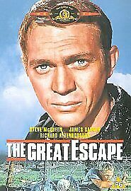 The Great Escape DVD (2000) Steve McQueen