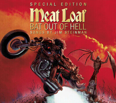 Meat Loaf : Bat Out of Hell CD Special  Album with DVD 2 discs (2013)