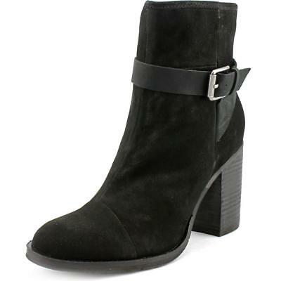 Mia Heritage Eileen   Round Toe Leather  Ankle Boot
