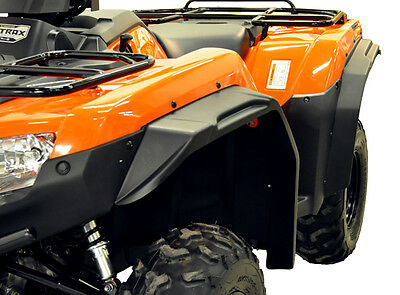 Honda Trx 420 Rancher Dct Irs Atv Over Fenders Flares Mud Guards Custom Fit 2015