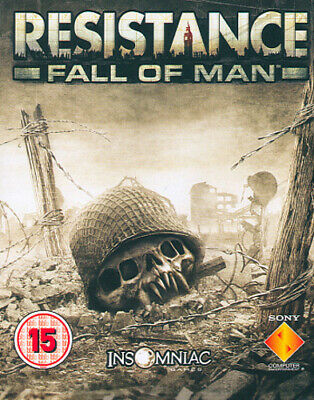 Resistance: Fall of Man (PS3) VideoGames