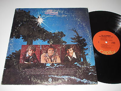 LP/LETTERMEN/FOR CHRISTMAS THIS YEAR/Capitol ST 502587