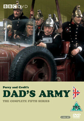 Dad's Army: Series 5 DVD (2006) Arthur Lowe cert U 2 discs Fast and FREE P & P