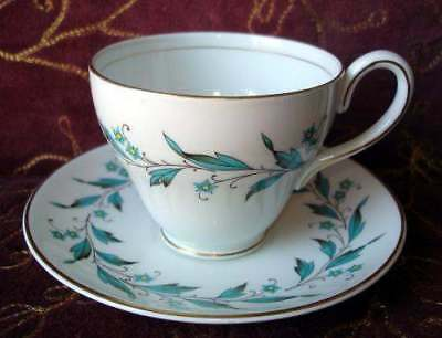 "MYOTT CHINA LYKE ""CARISBROOKE""  TEA CUP SET, England"
