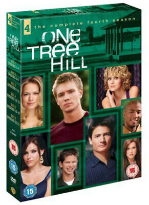 One Tree Hill: The Complete Fourth Season DVD (2008) James Lafferty cert 15