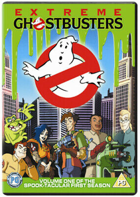 Extreme Ghostbusters DVD (2009)