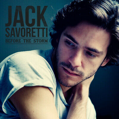 Jack Savoretti : Before the Storm CD (2012) ***NEW***