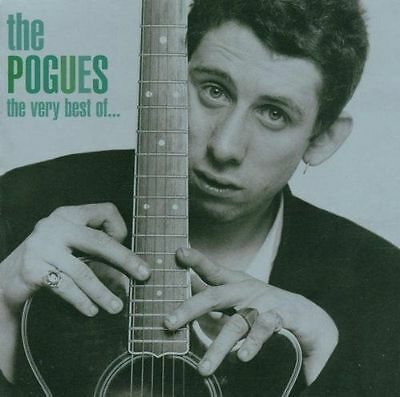 The Very Best of The Pogues CD Album (2001) - 21 Great Tracks Dirty Old Town etc