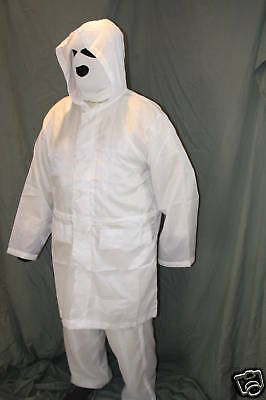"""Canadian Forces Snow / Whites """" Winter Camo """"  new item  Small/ Medium size"""