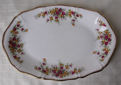 Royal Grafton - Floral Bouquet - Oval Platter, Plate