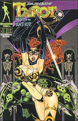Tarot Witch of the Black Rose 26 a Broadsword Jim Balent sexy NM FREE UK POST
