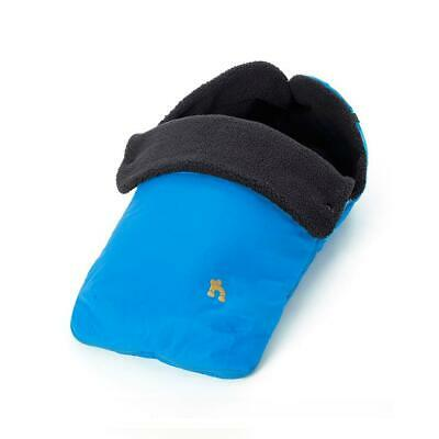 Out n About Nipper Footmuff Cosytoes (Lagoon Blue)