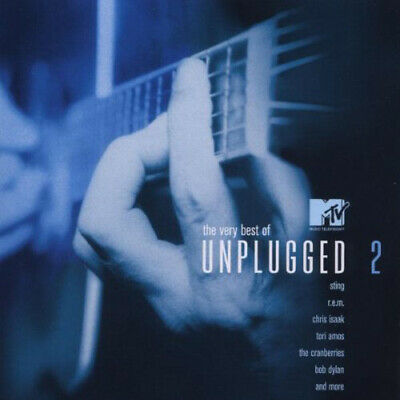 Various Artists : The Very Best of MTV Unplugged - Volume 2 CD (2003)