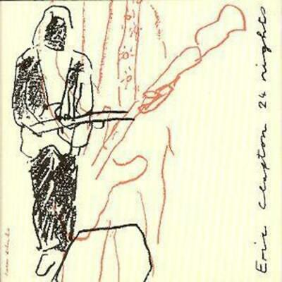 Eric Clapton : 24 Nights CD (1991)
