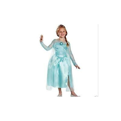 Disguise Costumes Frozen Elsa Classic Child's Costume, Small (4-6X)