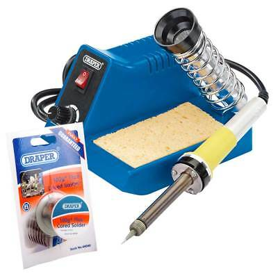 Draper Soldering Iron Station with Solder Temperature Controlled for Electronics