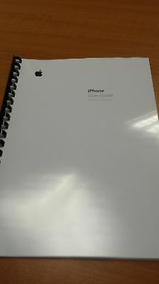 Iphone 4 Full Printed User Manual Guide Instructions 179 Pages
