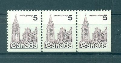 ARCHITETTURA - ARCHITECTURE CANADA 1979 Common Stamps C/D
