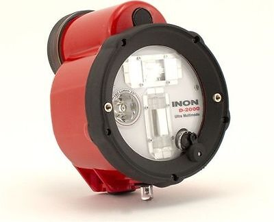 INON D-2000 Underwater Strobe Flash